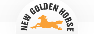 new golden horse logo